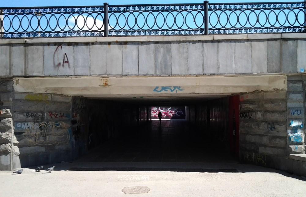 Подземные пешеходные переходы г. Екатеринбург