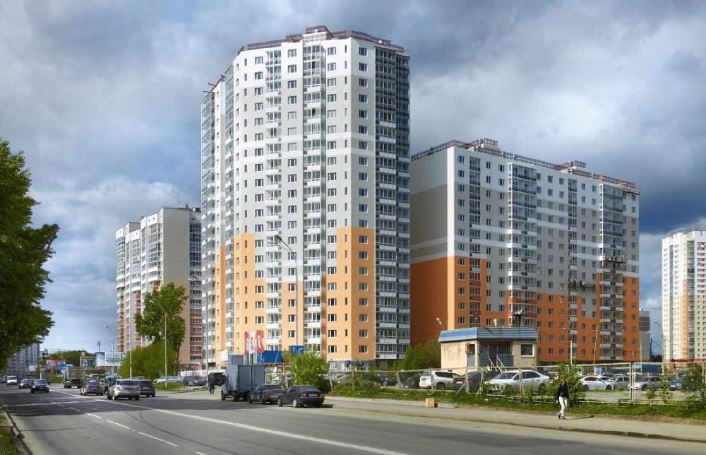 ЖК Калиновский, г. Екатеринбург